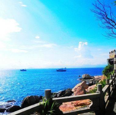 这个十一很特别 和她一起畅游广东海岛_深圳旅游频道
