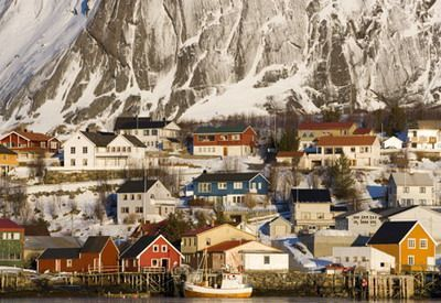 挪威 罗浮敦岛(lofoten, norway