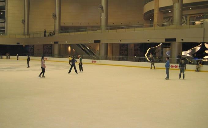 万象城滑冰场_深圳之窗旅游频道