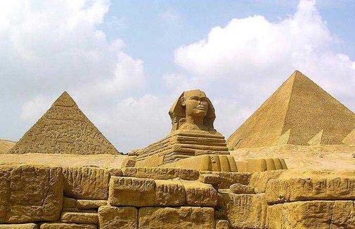 埃及金字塔内神秘能量之谜